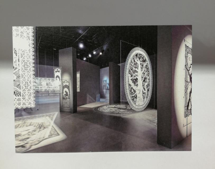Årskort Museum for Papirkunst