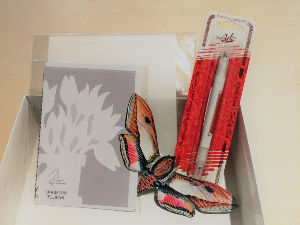 Kreativ papirlegetøjspakke, lille