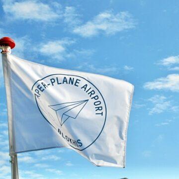 Paper-Plane Airport og Blokhus Bådehavn